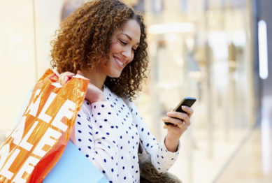 woman-shopping-smartphone
